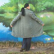 Одежда ручной работы. Ярмарка Мастеров - ручная работа Вязаный кардиган. Ручная работа. Вязаное пальто. Handmade.