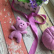 Куклы и игрушки handmade. Livemaster - original item Piggy Cookie. Handmade.