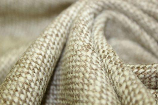 Шитье ручной работы. Ярмарка Мастеров - ручная работа. Купить Пальтово-костюмная ткань, 1350руб-м. Handmade. Итальянская ткань