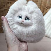 Куклы и игрушки handmade. Livemaster - original item Soft toy Fluffy cat. Handmade.