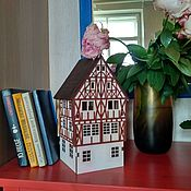 Ночники ручной работы. Ярмарка Мастеров - ручная работа Светильник Бавария. Handmade.