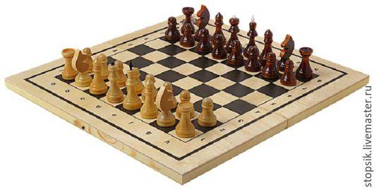 Настольные игры ручной работы. Ярмарка Мастеров - ручная работа. Купить Шахматы, нарды, шашки Ретро (42114). Handmade.