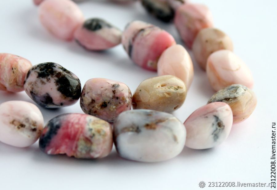 Opal pink form '       (PERU), Beads1, St. Petersburg,  Фото №1