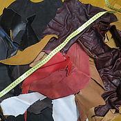 Материалы для творчества ручной работы. Ярмарка Мастеров - ручная работа весовой набор №300 натуральная кожа. Handmade.