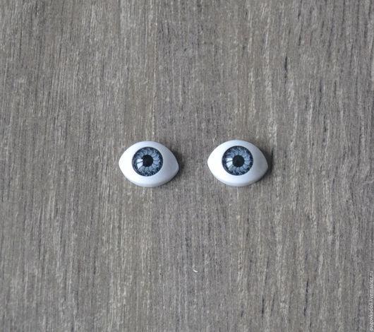 Куклы и игрушки ручной работы. Ярмарка Мастеров - ручная работа. Купить Глазки Рыбка. Handmade. Синий, Глаза, глазки для игрушек