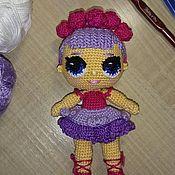 Куклы и пупсы ручной работы. Ярмарка Мастеров - ручная работа Кукла в стиле LOL. Handmade.
