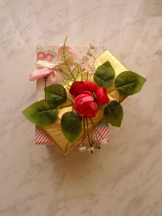 """Букеты ручной работы. Ярмарка Мастеров - ручная работа. Купить Букет из конфет """"Весенний праздник"""". Handmade. Букет, подарок подруге"""