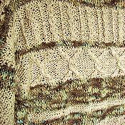 """Одежда ручной работы. Ярмарка Мастеров - ручная работа Джемпер """"Мятный коктель"""". Handmade."""