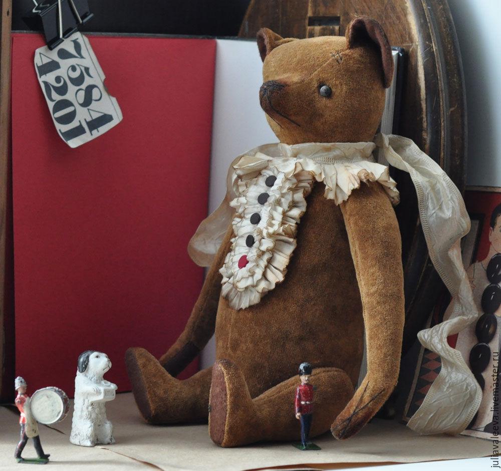 Мишка бернард купить игрушку