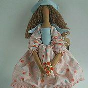 Куклы и игрушки ручной работы. Ярмарка Мастеров - ручная работа Бронь Кукла тильда. Ангел летнего утра. Handmade.