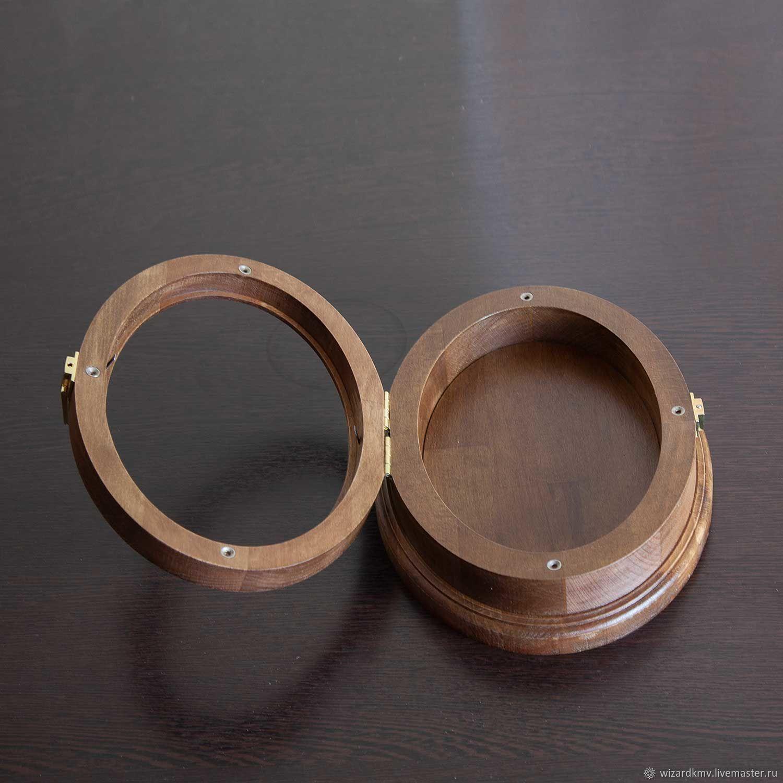 Box with a lid for placing needlework, Box, Pyatigorsk,  Фото №1