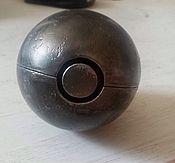 Субкультуры handmade. Livemaster - original item Steel Pokebol universe of Pokemon. ( Box ). Handmade.