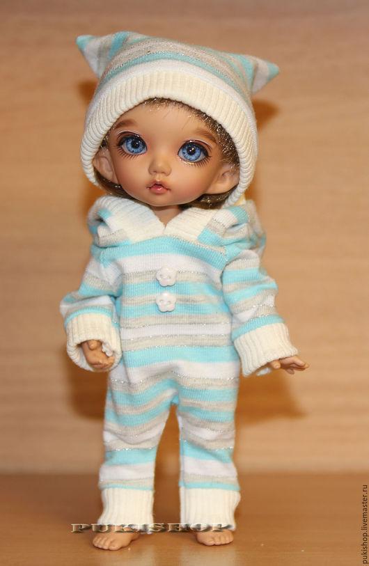 Одежда для кукол ручной работы. Ярмарка Мастеров - ручная работа. Купить Костюмчики для кукол Pukifee ,Lati Yellow и других кукол 15-16 см.. Handmade.