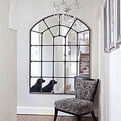 Для дома и интерьера ручной работы. Ярмарка Мастеров - ручная работа Зеркало фальшокно, фальш окно. Handmade.