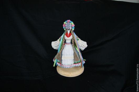 """Народные куклы ручной работы. Ярмарка Мастеров - ручная работа. Купить Кукла мотанка """"Весна"""". Handmade. Кукла-оберег"""