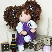 Куклы и игрушки ручной работы. Ярмарка Мастеров - ручная работа Рисальдинка Ульяша. Handmade.