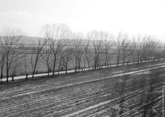 LuStyle. Авторская фоторабота `В поезде - 2...`, Флоренция, 2014 г.