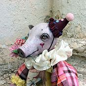 Куклы и игрушки ручной работы. Ярмарка Мастеров - ручная работа Фунтик. Handmade.