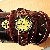 Украшения ручной работы. Ярмарка Мастеров - ручная работа Стимпанк часы. Handmade.