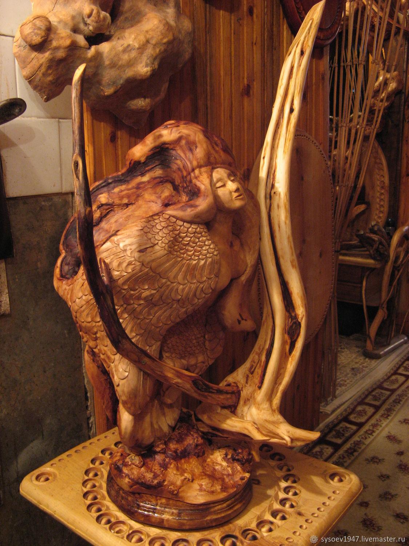 Phoenix, Sculpture, Sandow,  Фото №1