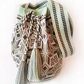 Сумки и аксессуары ручной работы. Ярмарка Мастеров - ручная работа Колумбийская сумка Mochila (Мочила) - 4. Handmade.