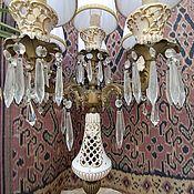 Для дома и интерьера handmade. Livemaster - original item Table lamp: Table salon lamp.Italy 50 gg. Handmade.