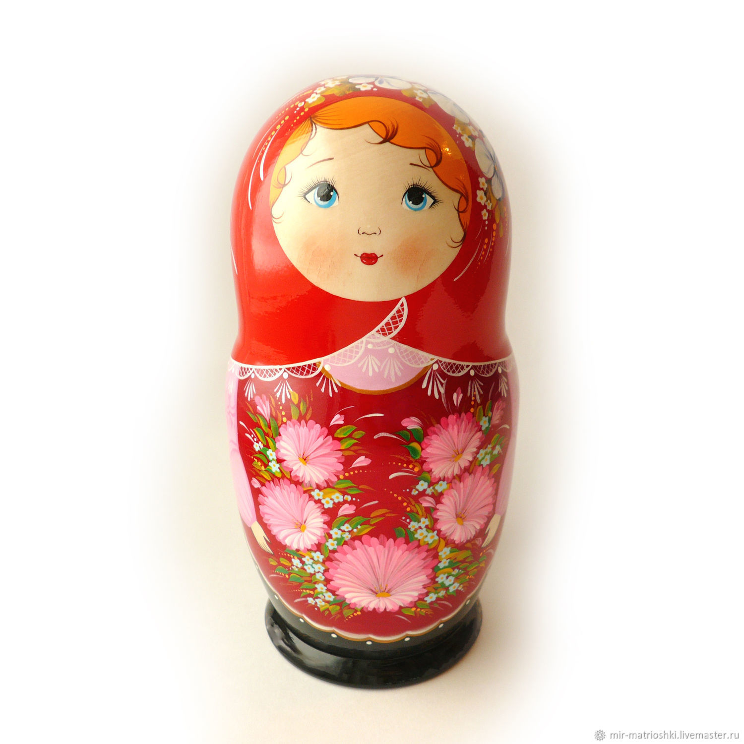 Matryoshka - The Box 'Zinaida Matreshkina' 1, Dolls1, Sarov,  Фото №1