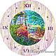 Часы настенные `Сказочное время!`