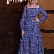 Одежда ручной работы. Ярмарка Мастеров - ручная работа Платье М-448. Handmade.