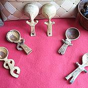 """Для дома и интерьера ручной работы. Ярмарка Мастеров - ручная работа ложечки из дерева """"Люди"""". Handmade."""