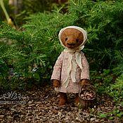 Куклы и игрушки handmade. Livemaster - original item Teddy Bear Pasenka. Handmade.