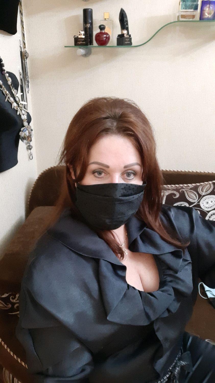 Гипоаллергенная многоразовая маска из  шелка – купить на Ярмарке Мастеров – LO2ZYRU | Защитные маски, Москва