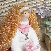 Куклы и игрушки ручной работы. Ярмарка Мастеров - ручная работа Милена Кукла в стиле Тильда. Handmade.