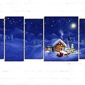 Подарки к праздникам ручной работы. Ярмарка Мастеров - ручная работа Рождество. Handmade.