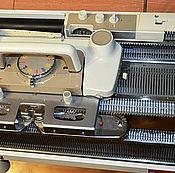 Материалы для творчества ручной работы. Ярмарка Мастеров - ручная работа вязальная машина Silver reed SK327+ SPRN. Handmade.