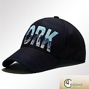 Аксессуары handmade. Livemaster - original item Great YORK baseball cap. Handmade.