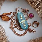 Фен-шуй и эзотерика handmade. Livemaster - original item Golden Dragon Amulet. Handmade.