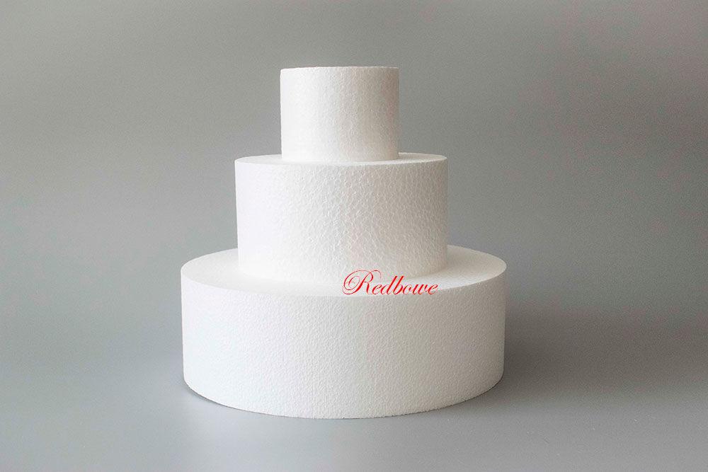 Основа круглого торта, 3 яруса В49, Материалы для флористики, Москва, Фото №1