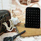 Материалы для творчества handmade. Livemaster - original item Stand Seger-poset. Art. М004Ч. Handmade.