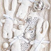 Для домашних животных, ручной работы. Ярмарка Мастеров - ручная работа Снежные. Handmade.