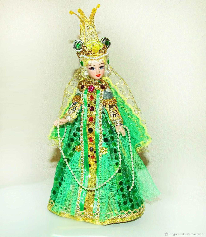 Princess Frog (2) - fairy doll, Dolls, Cheboksary,  Фото №1