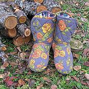 Обувь ручной работы handmade. Livemaster - original item Home boots p.40 No№202. Handmade.