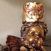 """Для дома и интерьера ручной работы. Ярмарка Мастеров - ручная работа Браслет """" Бабочки"""". Handmade."""