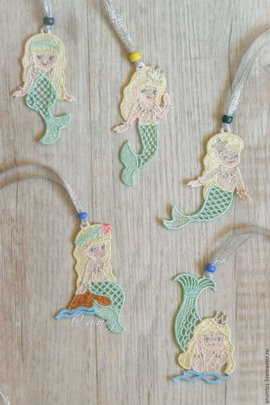 пять русалочек