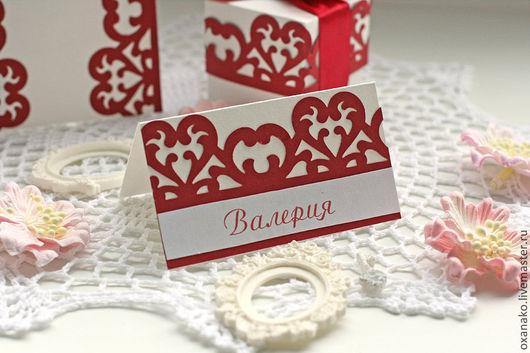 Рассадочная карточка «Любовное настроение»