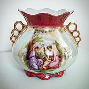 Винтаж handmade. Livemaster - original item Germany .  porcelain. Handmade.