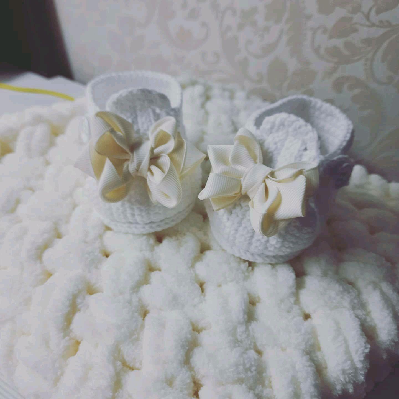 Пинетки-кеды, туфельки для малышей, Обувь для детей, Саянск,  Фото №1
