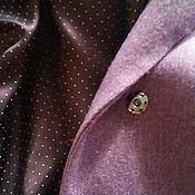 Одежда ручной работы. Ярмарка Мастеров - ручная работа Пальто из рогожки.. Handmade.