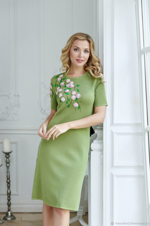 Dress 'my Favorite garden', Dresses, St. Petersburg,  Фото №1