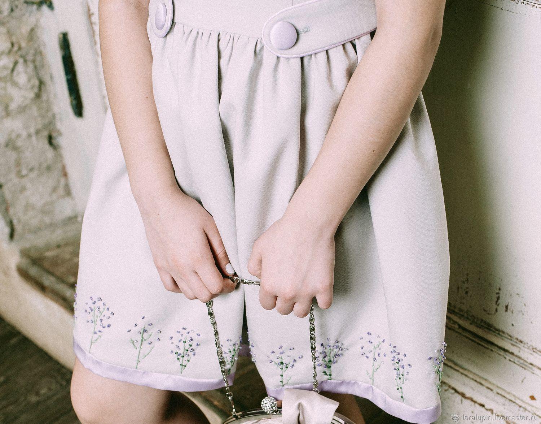 """Платье """"Лаванда"""""""